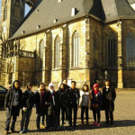 Para-peserta-angkatan-2013-Program-Intensif-Persiapan-Studi-di-Jerman-Lembaga-Alumni-Eropa-menikmati-keindahan-arsitektur-Jerman