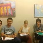 peserta-program-persiapan-kuliah-di-Jerman-2013-LAE-kelas-khusus-dengan-pengajar-langsung-dari-Jerman